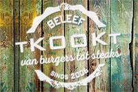 Logo tKOOKt van burgers tot steaks