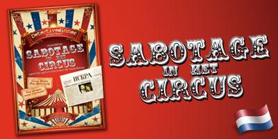 sabotage in het circus