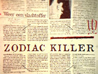 Escape room 'Zodiac Killer'